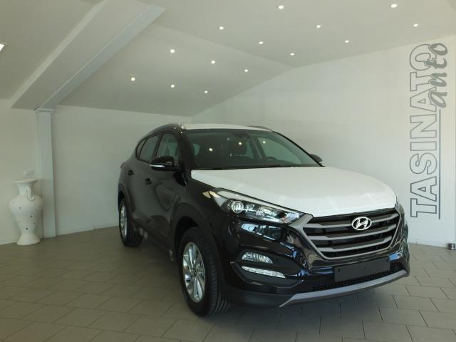 gebraucht Hyundai Tucson 1.7 CRDi Comfort DRIVE RELAX 2016