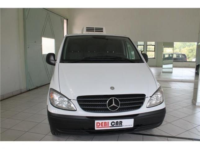 Sold mercedes vito cdi coibentato used cars for sale - Auto usate porta portese ...