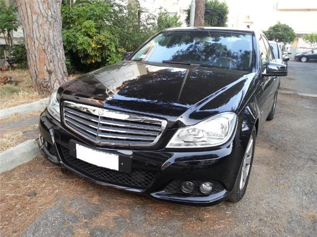 Sold mercedes c180 s w blueeffici used cars for sale for Rc auto nettuno