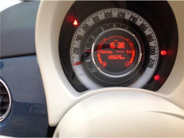 Sold fiat 500 1.2 pop col. carta d. used cars for sale autouncle