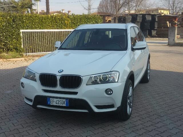 usato full optional bmw x3 2010 km in autouncle. Black Bedroom Furniture Sets. Home Design Ideas