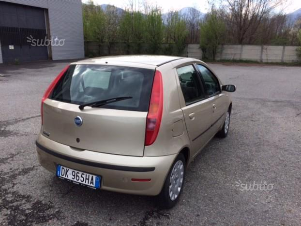 sold fiat punto classic 1 2 3 porte used cars for sale autouncle. Black Bedroom Furniture Sets. Home Design Ideas
