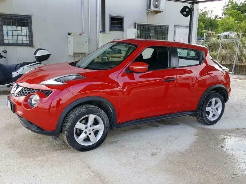 Venduto Nissan Juke 1.6 GPL Visia - auto usate in vendita