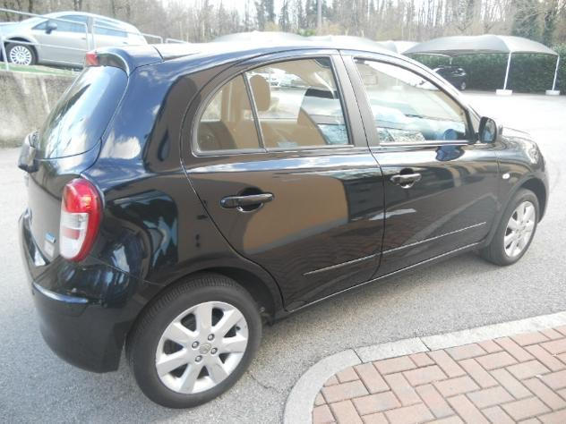 sold nissan micra micra1 2b 80cv y used cars for sale autouncle. Black Bedroom Furniture Sets. Home Design Ideas