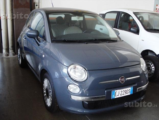 sold fiat 500 500 2007 0 9 tw used cars for sale. Black Bedroom Furniture Sets. Home Design Ideas