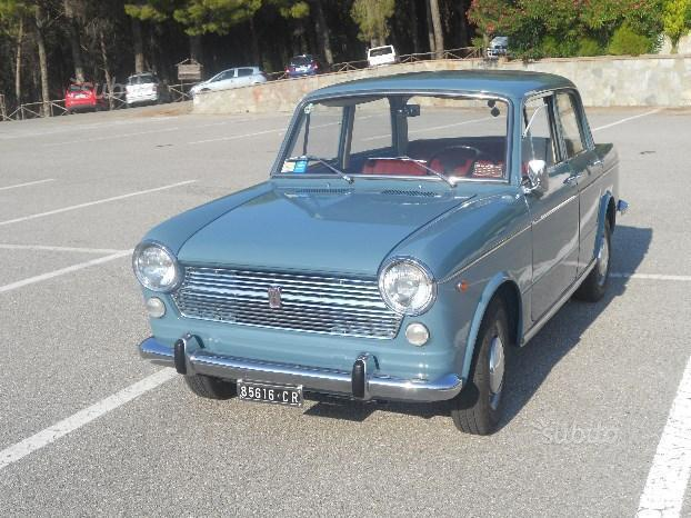 Usato 1960 Fiat 1100r Benzin 5900 Roma Rm Autouncle