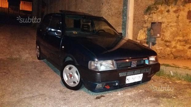 Venduto Fiat Uno Turbo I E Cat 3 Por Auto Usate In Vendita