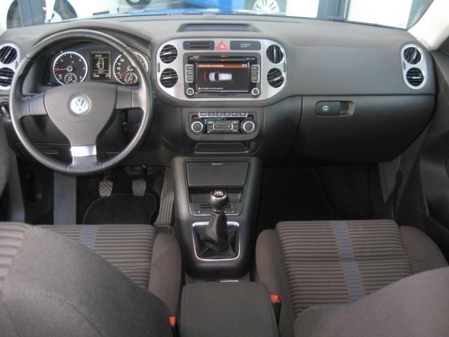usata VW Tiguan 2.0 TDI DPF 4MOTION Sport & Style