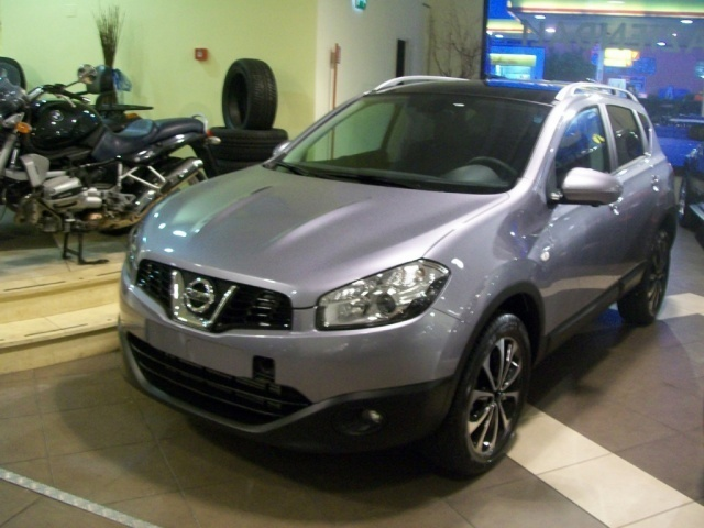 sold nissan qashqai 1 6 dci 360 used cars for sale autouncle. Black Bedroom Furniture Sets. Home Design Ideas