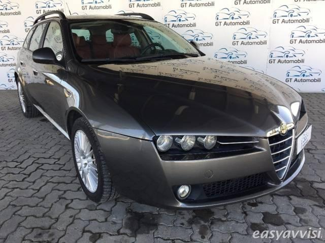 venduto alfa romeo 159 2.4 jtdm 20v s. - auto usate in vendita