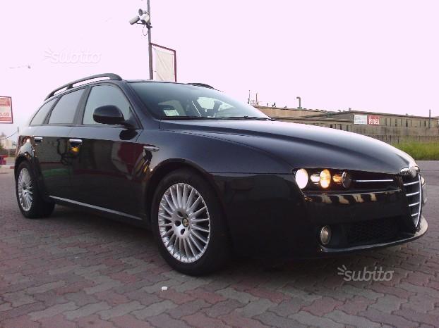 venduto alfa romeo 159 station wagon - auto usate in vendita