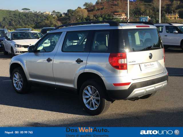 sold skoda yeti outdoor 2 0 tdi sc used cars for sale autouncle. Black Bedroom Furniture Sets. Home Design Ideas