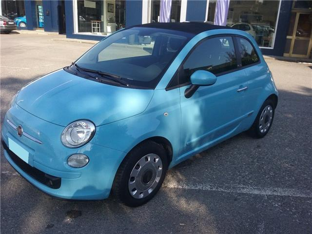 sold fiat 500c 1 2 pop used cars for sale autouncle. Black Bedroom Furniture Sets. Home Design Ideas