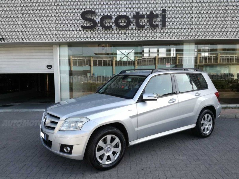 Sold Mercedes Glk220 Glk 220 Class Used Cars For Sale