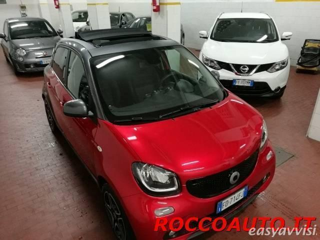 sold smart forfour 90 0 9 turbo tw used cars for sale autouncle. Black Bedroom Furniture Sets. Home Design Ideas