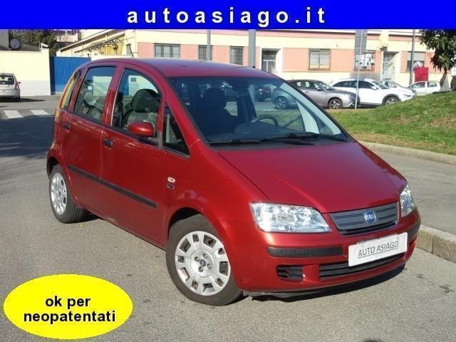 Sold fiat idea 1 2 16v blacklabel used cars for sale for Amortiguadores fiat idea 1 8