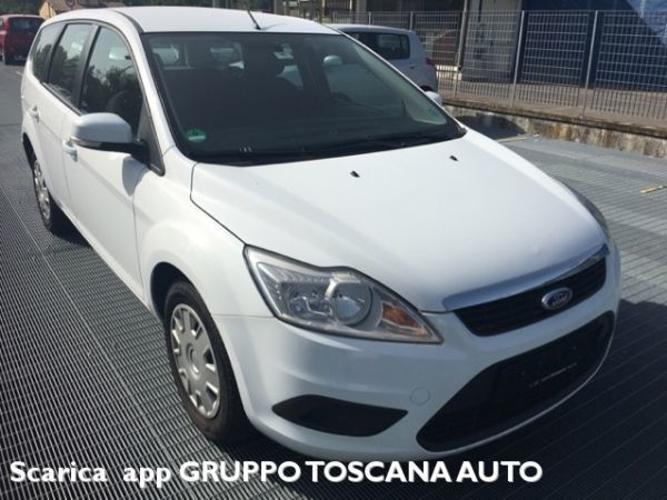 usato 1 6 tdci 90cv sw ford focus 2009 km in borgo san lorenzo. Black Bedroom Furniture Sets. Home Design Ideas