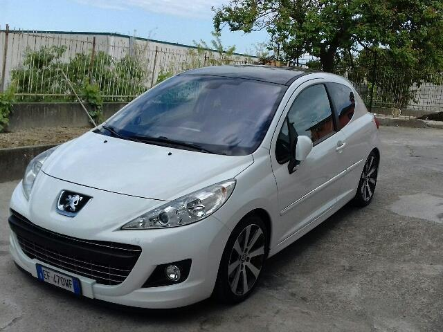 sold peugeot 207 cc 1 6 thp 156cv used cars for sale autouncle. Black Bedroom Furniture Sets. Home Design Ideas
