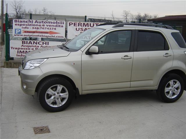 Sold Daihatsu Terios 1 5 2008 Used Cars For Sale