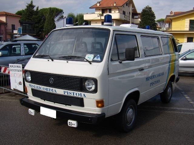 vw t3 ambulanza 4x4 unica auto usate in vendita. Black Bedroom Furniture Sets. Home Design Ideas