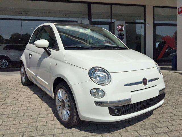 sold fiat 500c cabrio lounge used cars for sale. Black Bedroom Furniture Sets. Home Design Ideas