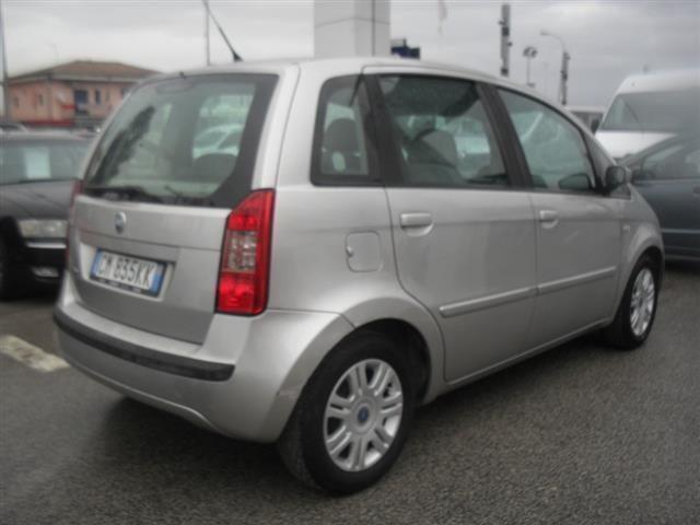 Sold fiat idea 1 4 16v emotion del used cars for sale for Consumo del fiat idea 1 4