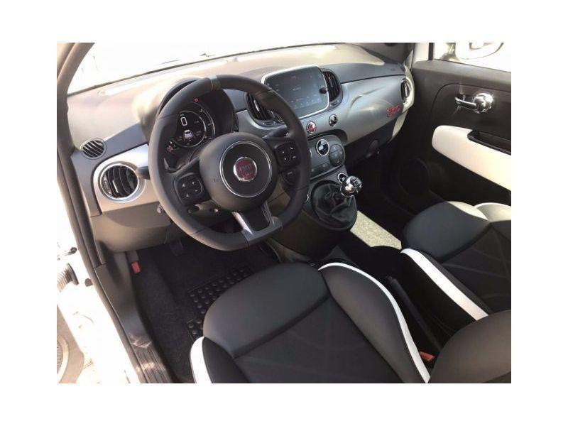 sold fiat 500 1 2 s navi 7 km0 used cars for sale. Black Bedroom Furniture Sets. Home Design Ideas