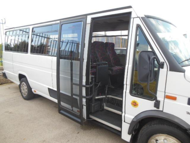 Sold iveco daily 45 12 minibus 19 used cars for sale - Auto usate porta portese ...