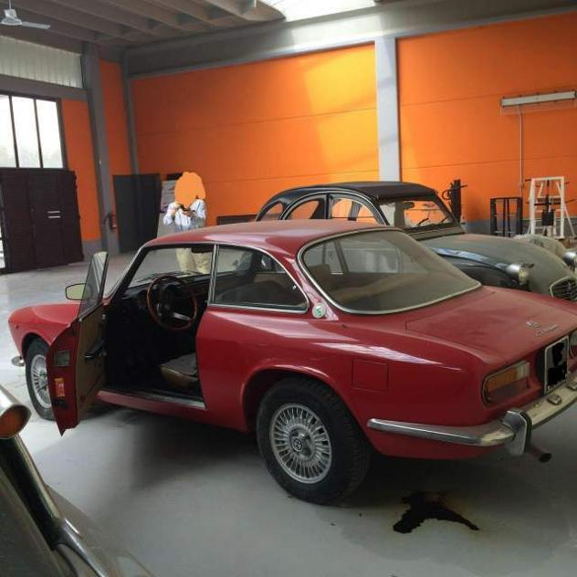 Venduto Alfa Romeo Giulia Gt 1300 Uni.