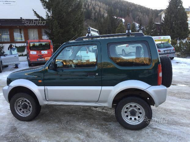 Suzuki Samurai For Sale In Bc >> Sold Suzuki Jimny - 2008 - used cars for sale - AutoUncle