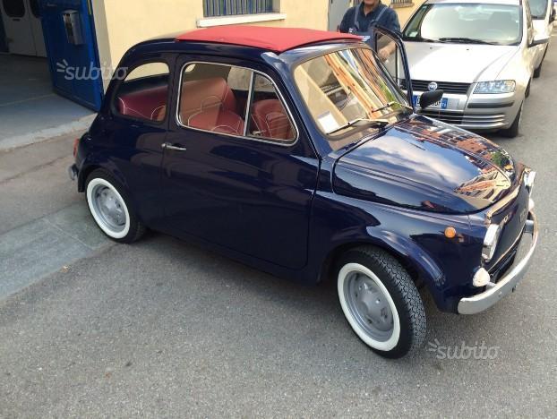 Sold fiat 500 epoca used cars for sale autouncle for Moquette fiat 500 epoca