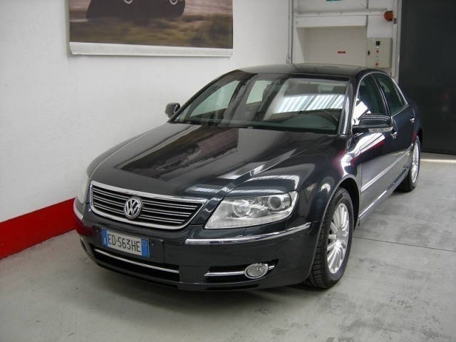 sold vw phaeton 3 0 v6 tdi used cars for sale. Black Bedroom Furniture Sets. Home Design Ideas