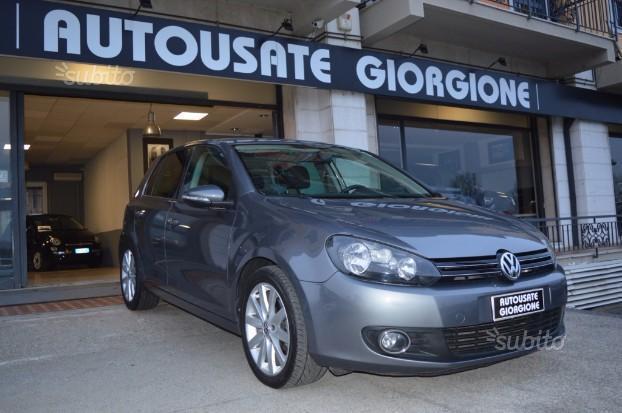 usata VW Golf usata del 2011 a Brescia, Km 81.500