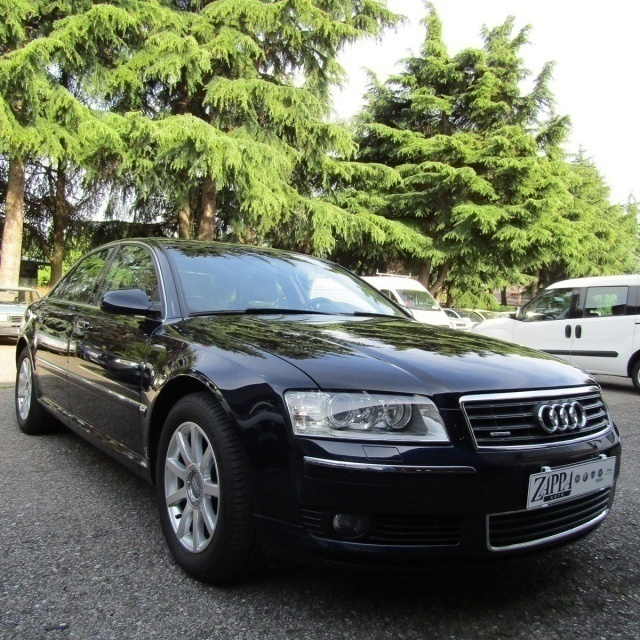Audi a8 usate lombardia 2