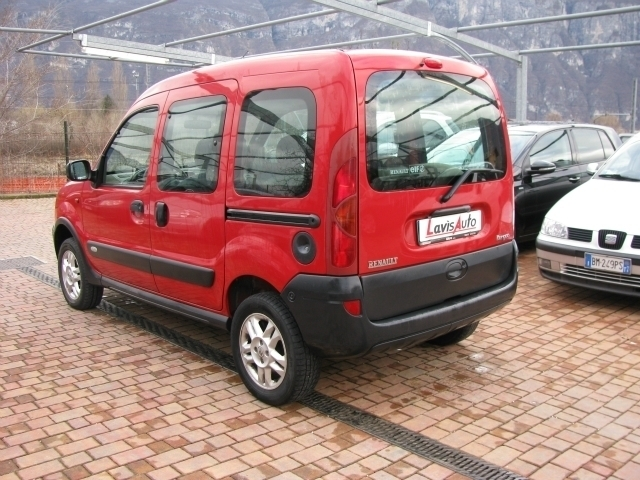 sold renault kangoo 1 9 dti cat 4x4 used cars for sale autouncle. Black Bedroom Furniture Sets. Home Design Ideas