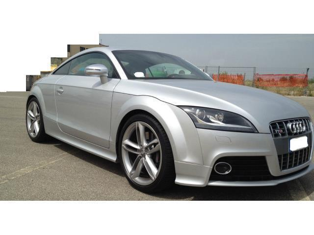Sold audi tts s coup 2 0 272 cv t used cars for sale for Presse piegatrici usate buon prezzo