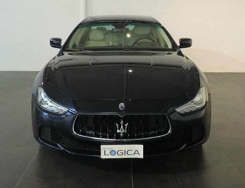 Usato 2016 Maserati Ghibli 3.0 Diesel 275 CV (37.900 €)   13900 Biella - Bi   AutoUncle