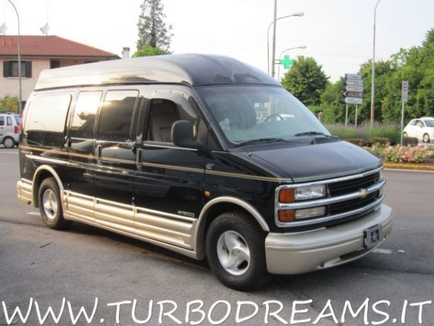 Sold Chevrolet Express Van Starcra Used Cars For Sale