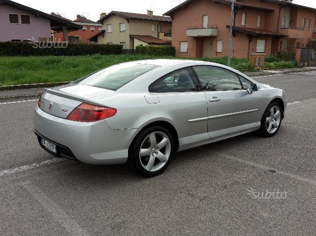 sold peugeot 407 coupe 407 2 7 v6 used cars for sale autouncle. Black Bedroom Furniture Sets. Home Design Ideas