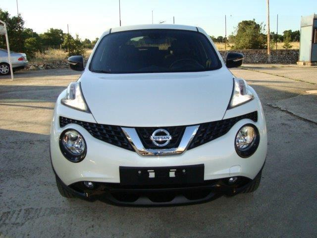 sold nissan juke 1 5 dci n connecta used cars for sale autouncle. Black Bedroom Furniture Sets. Home Design Ideas