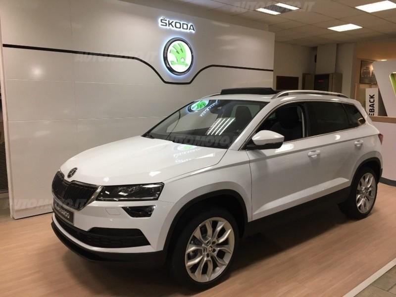 sold skoda karoq 1 0 tsi ambition used cars for sale