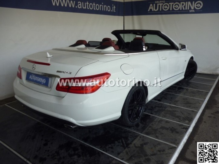 sold mercedes 350 classe e cabrio . - used cars for sale - autouncle
