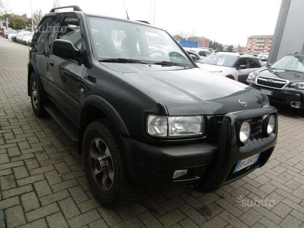 sold opel frontera 2 2 16v dti 3 p used cars for sale. Black Bedroom Furniture Sets. Home Design Ideas