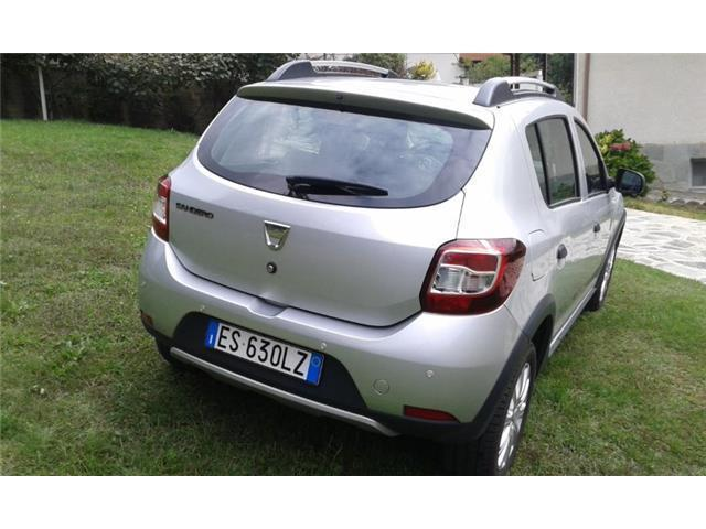 usato prestige stepway prestige dacia sandero 2013 km in monza. Black Bedroom Furniture Sets. Home Design Ideas