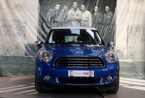 Venduto Mini Cooper Countryman Benzin Auto Usate In Vendita