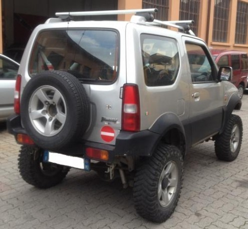 sold suzuki jimny diesel used cars for sale autouncle. Black Bedroom Furniture Sets. Home Design Ideas