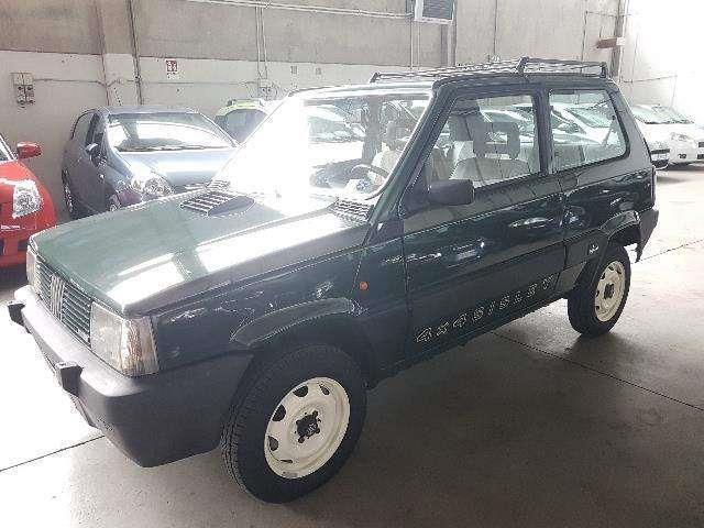 Sold fiat panda 4x4 1100 i e cat used cars for sale for Fiat panda 4x4 sisley usata