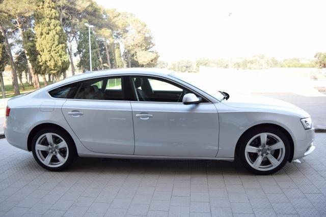Audi a5 sportback usata 2014 3
