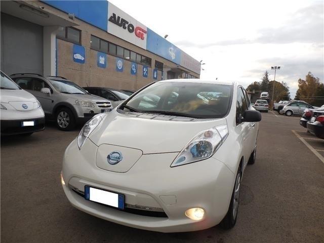 usata Nissan Leaf Elettrico Sincrono Trifase Visia Pl