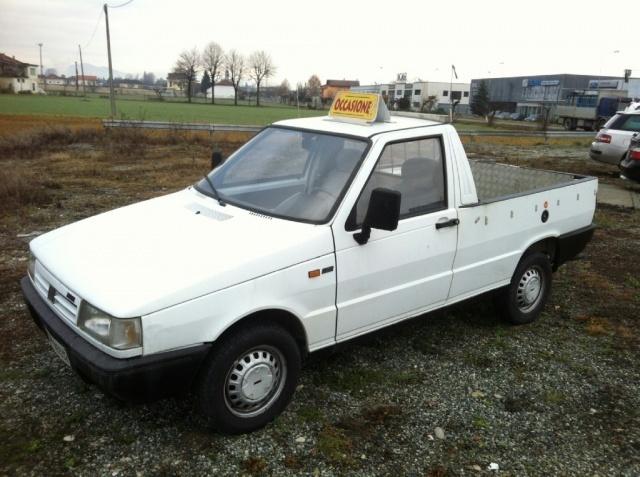 Sold Fiat Fiorino 1 7 Diesel Pick-